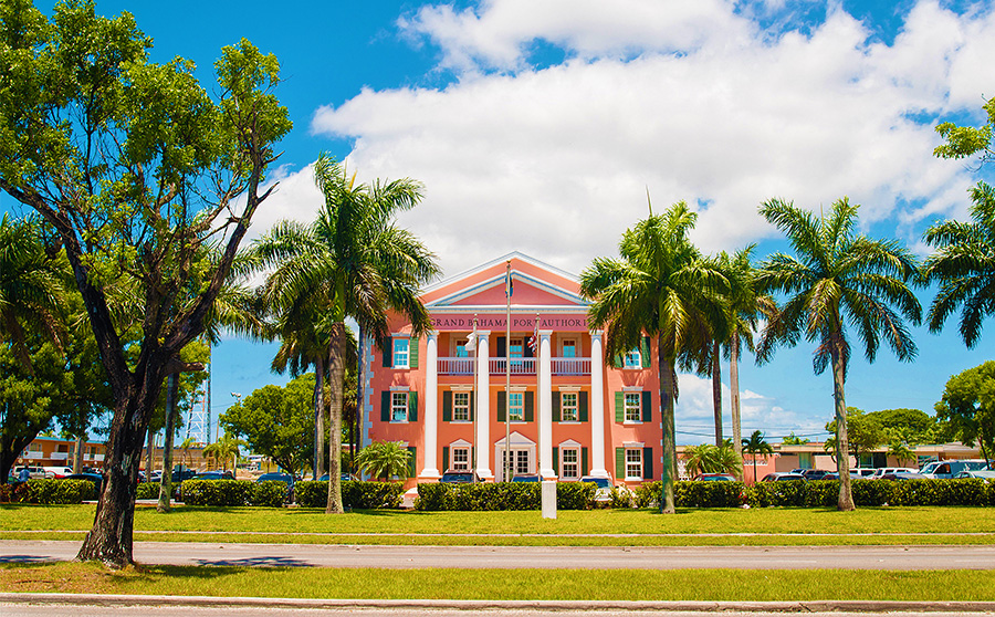 Grand Bahama Port Authority Headquarters